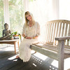 West Newbury: Jacalyn Bennett in her Insight Meditation Center of Newburyport in West Newbury. Bryan Eaton/Staff Photo