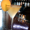 Newburyport: Their new fall Apple Ginger Martini. Bryan Eaton/Staff Photo