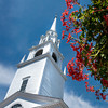 Newburyport: The FIrst Religious Society, one of the most visible buildings in Newburyport. Bryan Eaton/Staff Photo