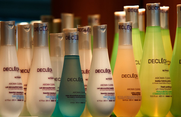 Decleor Skin Care products sold exclusively at Interlocks in Newburyport