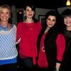 Models Joan Kerble, Lisa Camara with Alanna and June Pastman of Smitten. Bryan Eaton/Staff Photo