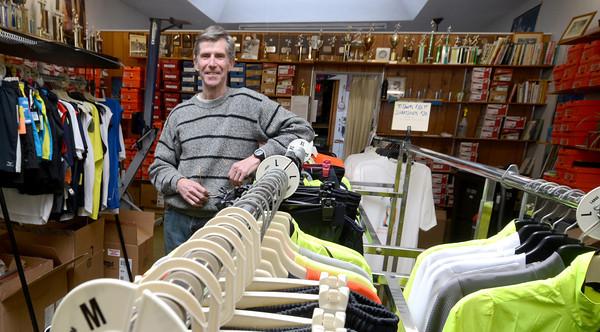 Rick Bayko at his store The Yankee Runner