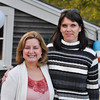 Robin Johnson and Dianne May at Ladies Night at In the Barn in Newbury October 9th. photos by Dragonfly Photography