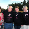 Newburyport: Marilyn Flaherty and her husband Casey, center, with her daughter, Maggie Flaherty and her husband, Mark Gianniny, left, and sister-in-law and brother Mariell and Steve Lyons. Bryan Eaton/Staff Photo