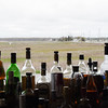 BRYAN EATON/Staff photo. The deck of the Plum Island Grille affords expansive views of the Great Marsh.