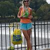 Nancy McCarthy after the 2013 Boston Marathon