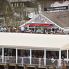 BRYAN EATON/Staff photo. Michael's Harborside was one of the first establishments along the Merrimack River to have a deck to take advantage of the views.