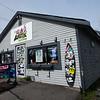 JIM VAIKNORAS/Staff photo Zapstix  Surf Shop on Ocean Blvd in Seabrook.