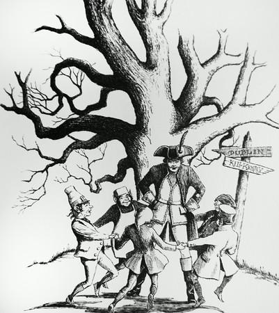 JIM VAIKNORAS/Staff photo  Early sketch by Blake Hughs