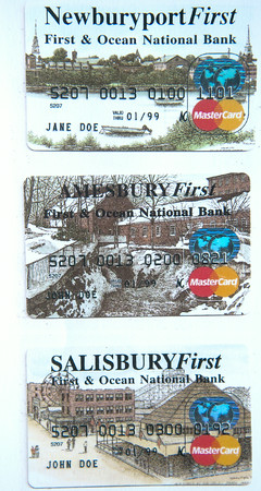 JIM VAIKNORAS/Staff photo Credit Card with sketches by Blake Hughs