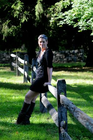 JIM VAIKNORAS/Staff photo  Liz Frame at Maudslay