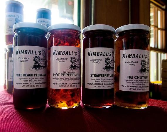 R.E .Kimball Jam Co