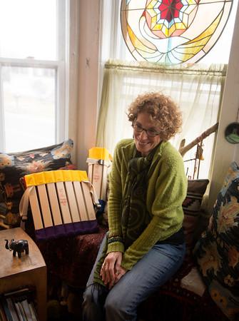 Howda Seat inventor Leslie Aisner Novak