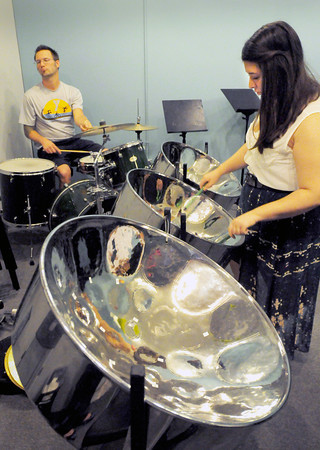 Newburyport: Zach Field and Lindsey Thurlow. Bryan Eaton/Staff Photo