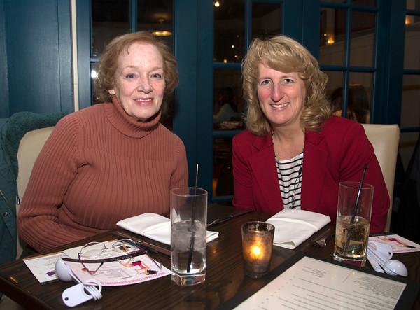 Bette and Diane Herbert of Merrimacat Andiamo in Newburyport.