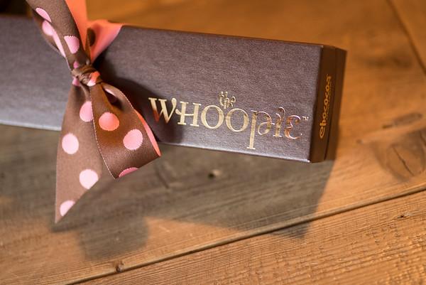 JIM VAIKNORAS/Staff photo Gift Box of 6 whoopie pies at the Chococoa Baking Company in Newburyport.