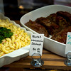 Fowles Macaroni Salad and Meatloaf