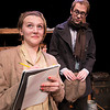 Lily MacCleod  and Matt Keleher in Terezin at the Actors studio