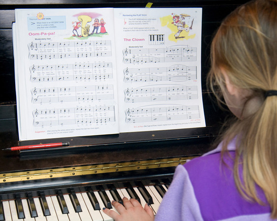 Piano Lessons at West Newbury Music School