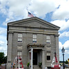 JIM VAIKNORAS/Staff photo The Custom House Maritime Museum on Water Street in Newburyport.