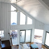 JIM VAIKNORAS/Staff photo The common area in the Blue Suite at Blue, The Inn on The Beach  on Plum Island.