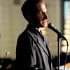 JIM VAIKNORAS/Staff photo David  Schumacher at  Pentucket's Jazz Cafe.