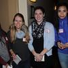 JIM VAIKNORAS/Staff photo Volunteers Maya Hiva Mahmood, Kristen Mackie, Maria Manning and Xenayshka Melendez YMCA Martin Luther King inner at City Hall.