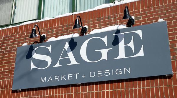 JIM VAIKNORAS/Staff photo Sage Design in Newburyport.