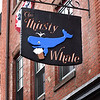 BRYAN EATON/Staff photo. The Thirsty Whale on State Street in Newburyport celebrates its 40th anniversary. The bar previously had been Harry's American Bar.
