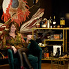 BRYAN EATON/Staff Photo. Newburyport entrepreneur Kim Lively in her latest downtown shop Edit.