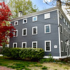 TERRY DATE/Staff photo. House at 16 Tyng Street in Newburyport.