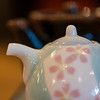 JIM VAIKNORAS/Staff photo A tea pot at the a table Hanna Japan in Newburyport.
