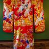 JIM VAAIKNORAS/Staff photo A kimono on display at Hanna Japan.