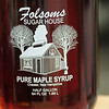 JIM VAIKNORAS/staff photo Half Gallon of maple syrup $34.95 from Folsom Sugar House, folsomsugarhouse.com at the Newburyport Farmers market