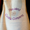 JIM VAIKNORAS/Staff photo  Plum Island Cookie Company logo on an apron
