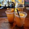 BRYAN EATON/Staff Photo. The popular Plum Crazy Rum Punch.