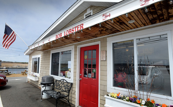 BRYAN EATON/Staff Photo. Bob Lobster on the Plum Island Turnpike is a seafood restaurant and fish market.