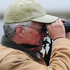 JIM VAIKNORAS/Staff photo Author Doug Chickering  at the Parker River Wildlife refuge