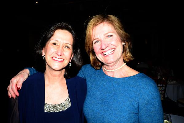 JIM VAIKNORAS/Staff photo work Joan Notargiacomo and Mary Anne Clancy