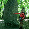 Sheryl  Lambert atFalls Village on the Appalachian Trail