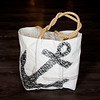 JIM VAIKNORAS/Staff photo Medium Kevlar Anchor Tote with Hemp handles $150