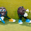 JIM VAIKNORAS/Staff photo Plastic California Raisins Toys popular in the 1980's $5 each at Oldies
