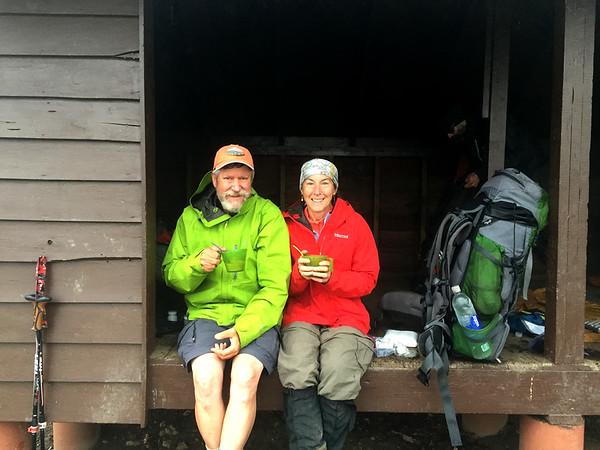 JIM VAIKNORAS/Staff photo Sheryl and Mark Lambert cel;ebrate their anniversary at Montebello NY.