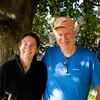 JIM VAIKNORAS/Staff photo Sheryl and Mark Lambert at their Amesbury Home.