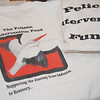 JIM VAIKNORAS/Staff photo Pelican Intervention fund t shirt with logo