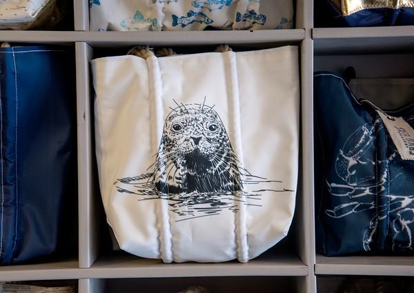 JIM VAIKNORAS/Staff photo Medium Seal Tote starting at  $150