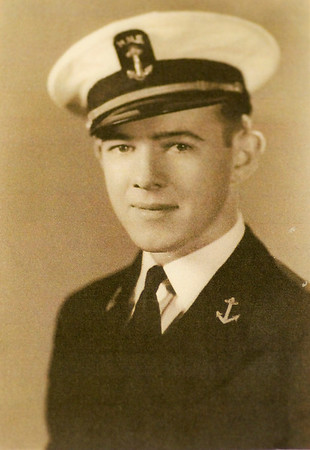 JIM VAIKNORAS/staff photo Photo from September 1941 of George Duffy
