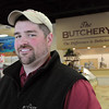 Ken Yuszkus/Staff photo: Danvers:  Matt Tilley is the general manager of The Butchery in Danvers.