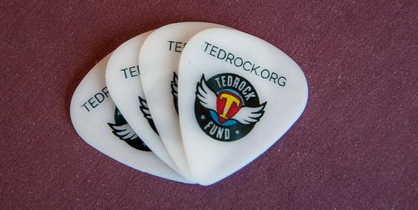 JIM VAIKNORAS/Staff photo TEDROCK guitar picks