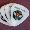JIM VAIKNORAS/Staff photo TEDROCK guitar picks